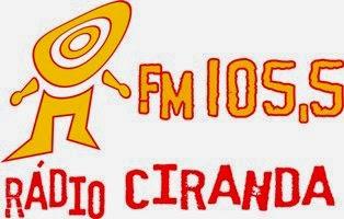 Radio Ciranda FM Logo