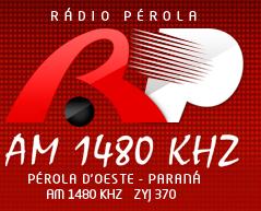 Rádio Pérola Logo