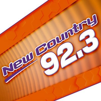New Country 92.3 - WIL-FM Logo
