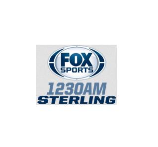 1230 AM Sterling - KSTC Logo