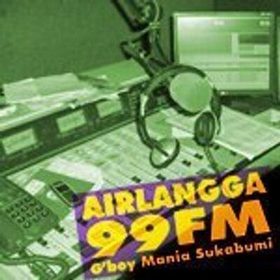 Airlangga FM 99.0 Logo
