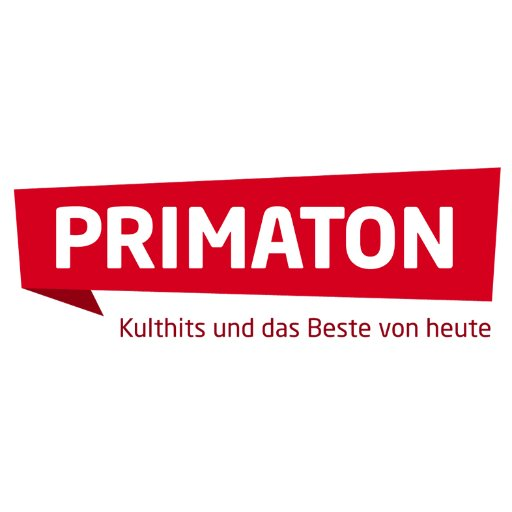 Radio PrimaTon - Young and Hot Logo
