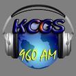 KCGS AM 960 - KCGS Logo