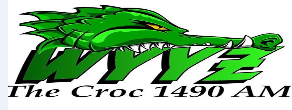 The Croc - WYYZ Logo