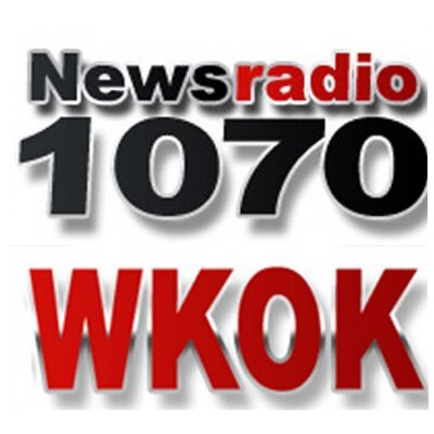 News Radio 1070 - WKOK Logo