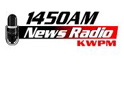 1450 News Radio KWPM - KWPM Logo