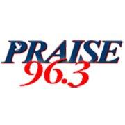 Praise 96.3 - WJBZ-FM Logo