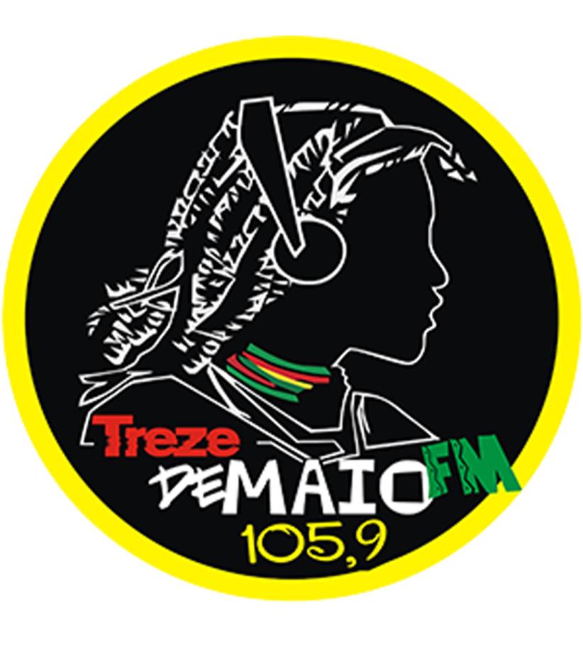 Treze de Maio Fm Logo