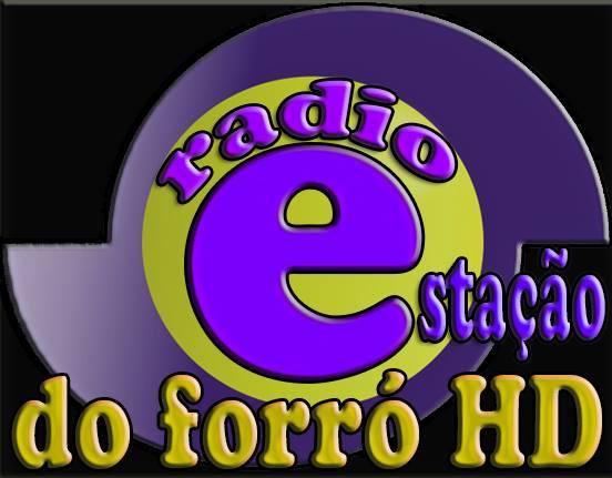 Ràdio Estação do Forró HD Logo