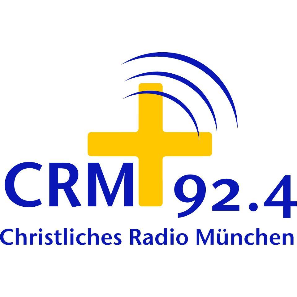 CRM 92.4 - Worship Radio Logo