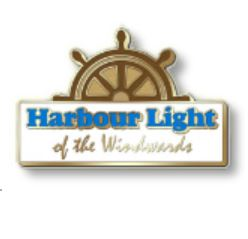 Harbour Light Radio - WVCB Logo
