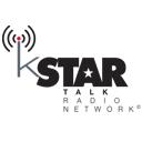 K-Star Talk Radio Network Logo