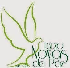 Rádio Novas de Paz Logo