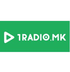 1Radio.mk - The 80s Channel Logo